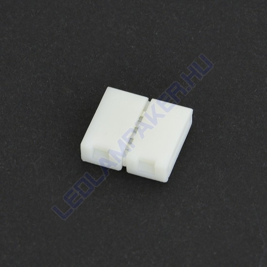 Led Szalag 5050, RGB, Forrasztásmentes Toldó, 4 Pólusú, 10mm, DC 12-24 Volt, IP20, 2 Év garancia