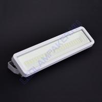 Led Reflektor 50W, Fehér, 5000 Lumen, Hideg Fehér, Kültéri, SMD LED, 2 Év Garancia