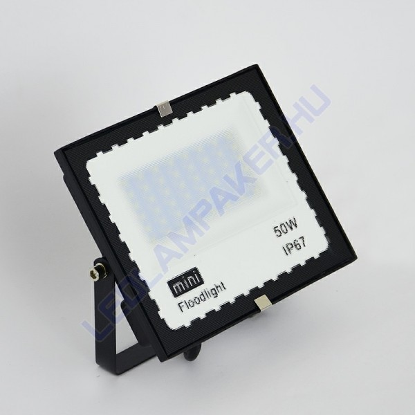Led Reflektor Mini, Hideg Fehér, Kültéri, SMD LED, 2 Év Garancia