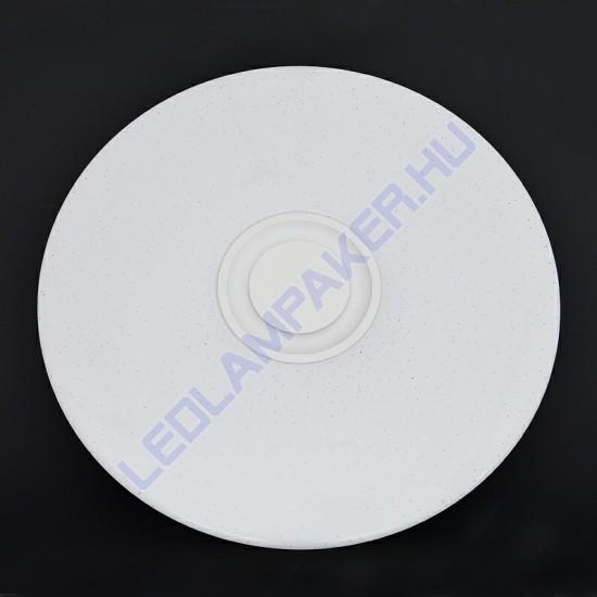 Bluetooth Csillagos Égbolt Mennyezeti Ledes Okos Lámpa, Távirányítóval, Hangszóróval, 72w, 5000lm, Változtatható Színhőmérséklet és RGB Szín, 2 Év Garancia