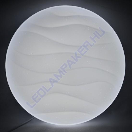 Csillagos Égbolt Effektes, Led Mennyezeti Lámpa, 45w, 3600lm, Változtatható Színhőmérséklet, 2 Év Garancia