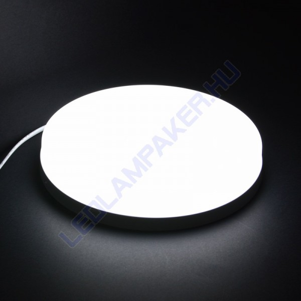 Ufo Lámpa, Ledes, Mennyezeti, 36w, 4200 lm, Természetes Fehér, Kerek, 2 Év Garancia