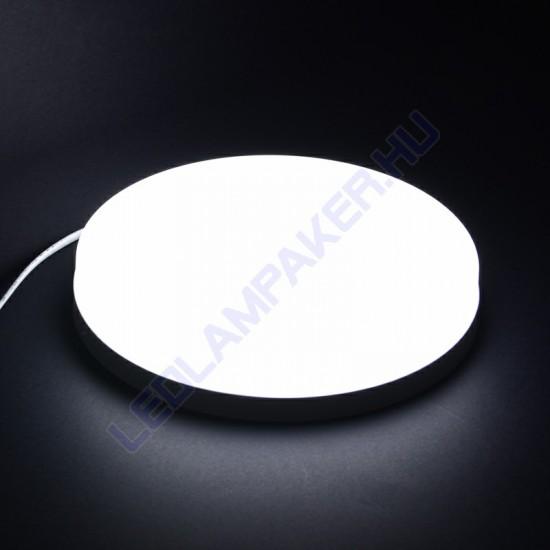 Ufo Lámpa, Ledes, Mennyezeti, 36w, 4200 lm, Hideg Fehér, Kerek, 2 Év Garancia