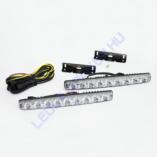 Nappali Menetfény Irányjelzővel, DLR, SMD LED, 12 volt, 24 Watt